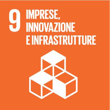 Goals 9 imprese innovazione e infrastrutture