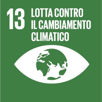 Goal 13 Lotta contro il cambiamento climatico
