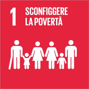 Goal 1 sconfiggere la povertà