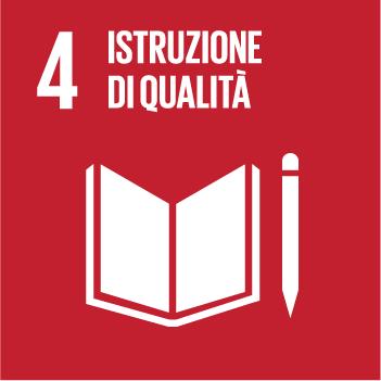 goal 4 istruzione di qualità